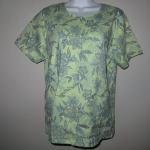 LARGE FADED GLORY TOP #488